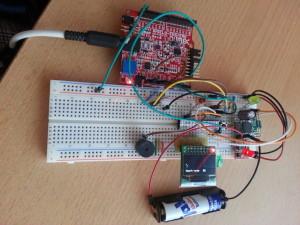 Arduino ECG Monitor 2