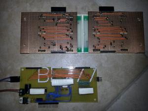 Circuit details Jumbo LED Display