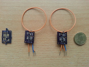 LT5534 rf detector carrier boards