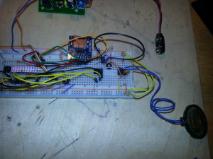 soundcard breadboard