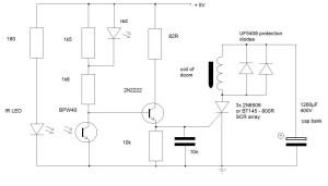 trigger circuit coilgun2