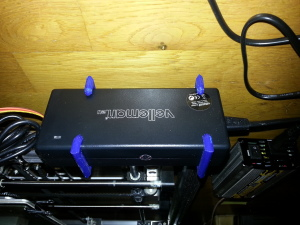 finished power supply brackets