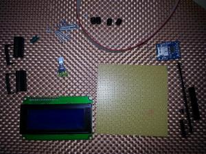 parts for the autonomous board (k8200/3drag)