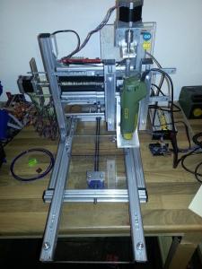 DIY CNC tr12x3