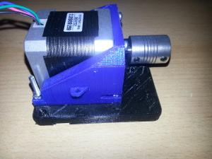motor mount z-axis