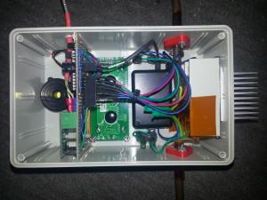 reflow oven controller arduino powered