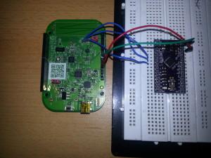 KL05Z breakout programming